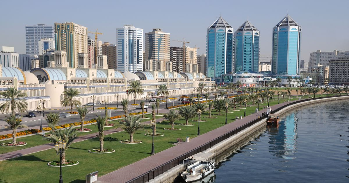 five star hotels sharjah