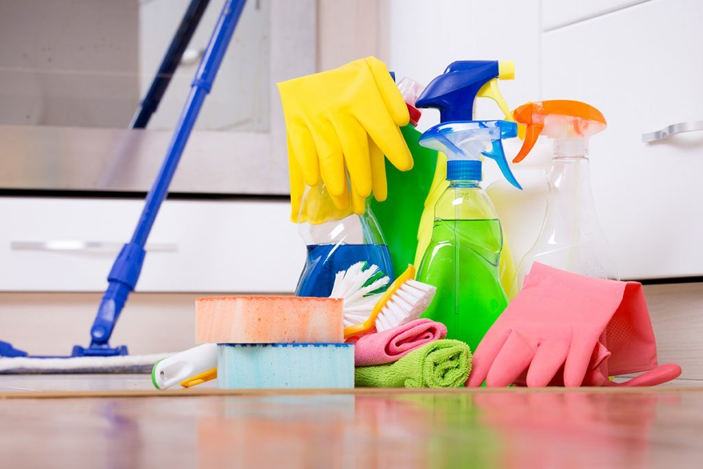 cleaning services columbia md