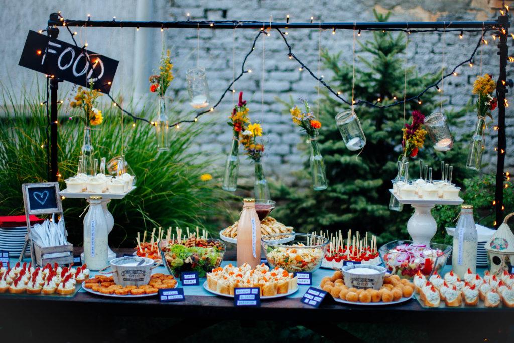 Wedding menu – things to consider