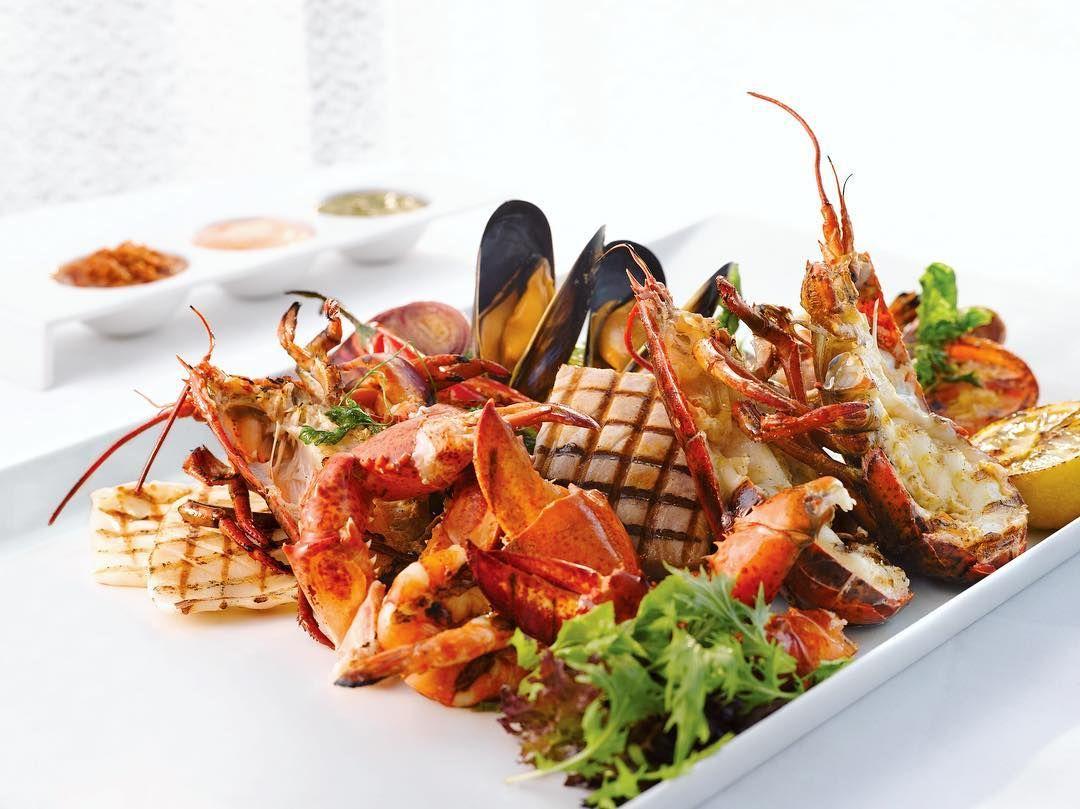 Enjoy some delicious Boston Lobster Rolls