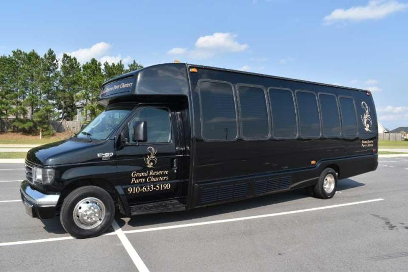 Why Party Buses Are Replacing Limousines