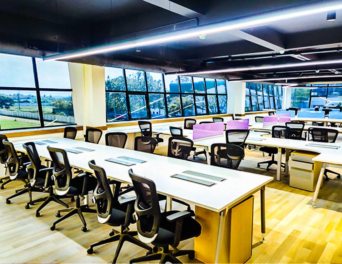 Apply For Shared Office Improve Productivity And Creativity