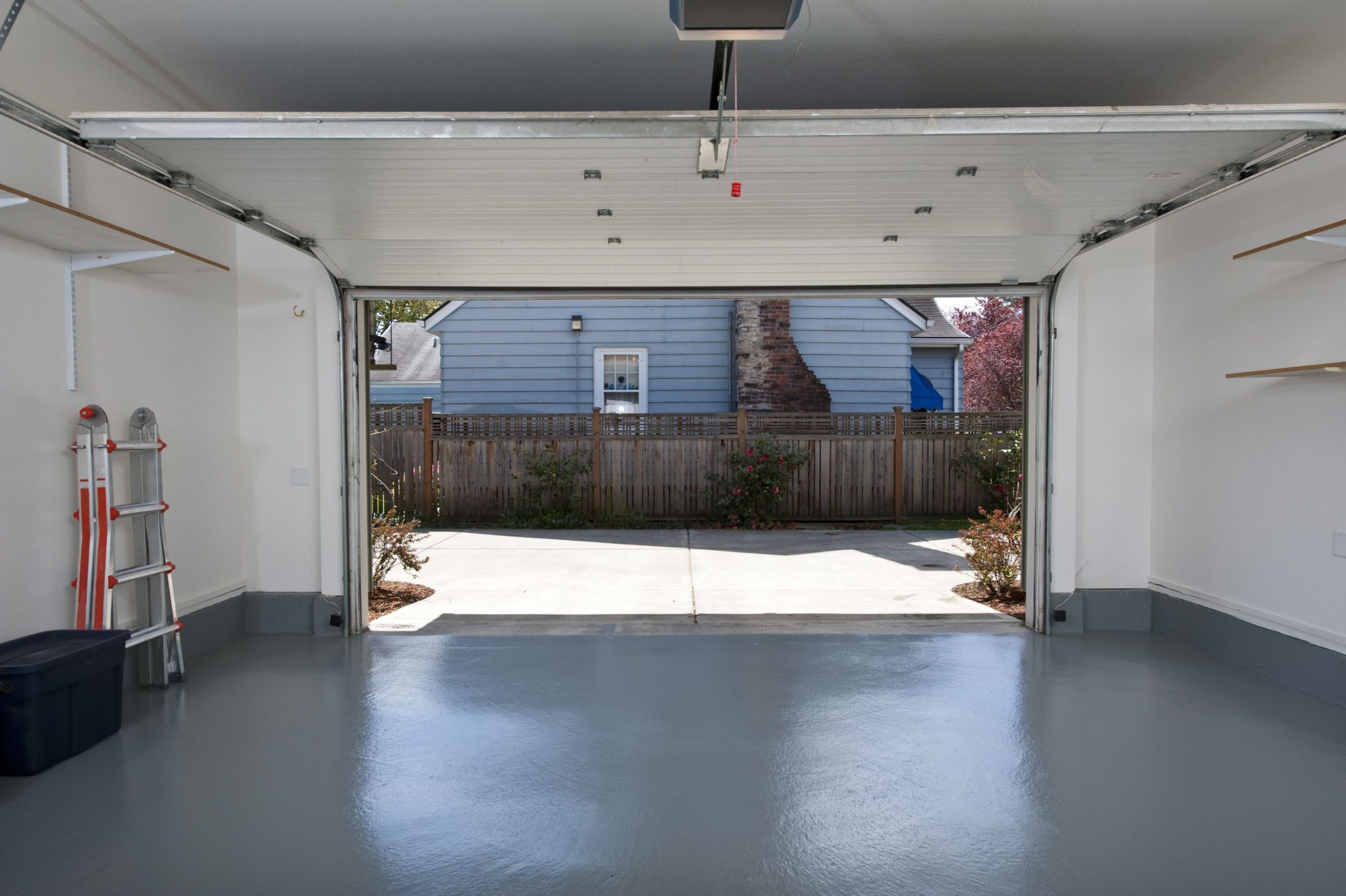 Why people want to have epoxy garage flooring?